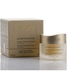 Decleor - Baume Excellence Regenerating Night Balm - 1 oz