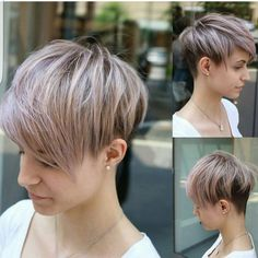 Short hairstyles For Round face, men's cut, women's hair - Long Hairstyles women and Teenage boys get short hair hairstyles For Round face with a design of 2017 a short hair c...