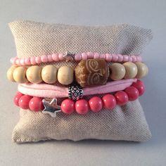 Set of bracelets. www.be-beryl.nl
