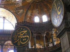 UNESCO world Heritage Site: Historic Areas of Istanbul (including Hagia Sophia River Cruise Lines, Hagia Sophia, Heritage Center, Site Visit, North Africa, Countries Of The World, World Heritage Sites, Travel Inspiration, Travel Ideas
