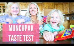 MunchPak Taste Test | Snacks from Japan, Ireland & India