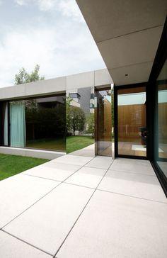 Garden Pavilion, Belgium, By De Meester Vliegen Architecten