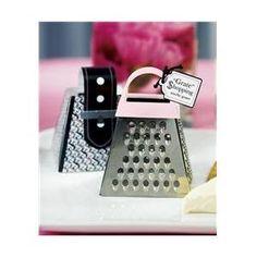 Weddingstar 8706   Grate Shopping  - Pink Mini Grater Favor Gift