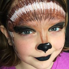 Image result for how to paint a porcupine face