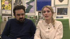 Hassan Preisler og Laura Bach fortæller om at improvisere. by Lorentzen Film.