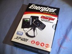 Energizer Energi to Go XP4001 4000mAh Portable Battery Video Review