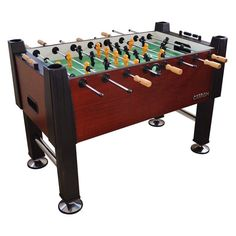 Carrom Signature 55 in. Foosball Table Wild Cherry - 522.00