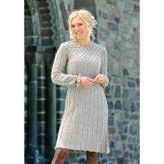 Ravelry: Kjole by Lene Holme Samsøe pattern by Lene Holme Samsøe Knit Skirt, Knit Dress, Dress Skirt, Lace Dress, Knit Fashion, Knitting Designs, Crochet Clothes, Pretty Outfits, Dress Patterns