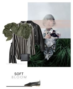 postcard from far away by dear-inge on Polyvore featuring Acne Studios, Joseph and Balmain