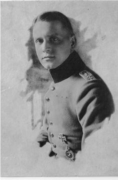 Leutnant der Reserve Gerhard Pape, Flugzeugführer und Beobachter bei der Fliegerabteilung (A) 216 an der Westfront, tödlich abgestürzt im Januar 1919.