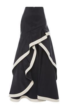 Julio Verne Skirt by JOHANNA ORTIZ for Preorder on Moda Operandi