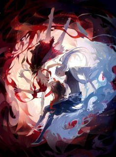 Hot Anime Boy, Anime Guys, Anime Chibi, Kawaii Anime, Manga Art, Anime Art, Cool Backgrounds Wallpapers, Chinese Cartoon, Sad Art