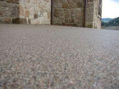 Pavimenti in resina - Pavimento in resina per cortile esterno