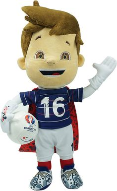 UEFA Euro 2016 in France - Official Mascot