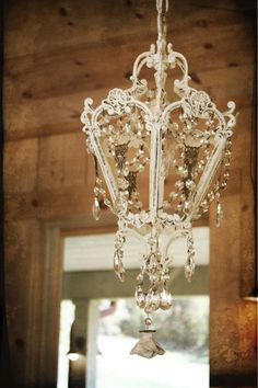 - This beautiful Chandelier is trimmed with Empress Crystal(TM) A Great European Tradition. Cottage Lighting, Devine Design, I Love Lamp, Chandelier Lamp, Chandeliers, Pearl And Lace, Romantic Homes, French Country Decorating, Beautiful Lights