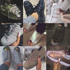 premium selection e2094 60bd3 Tenis Adidas, Shoe Closet, Heeled Boots, Shoe Boots, Adidas Superstar  Outfit,