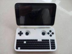 とんちき録: GPD Game console 「GPD WIN」 【開発中情報】⑩