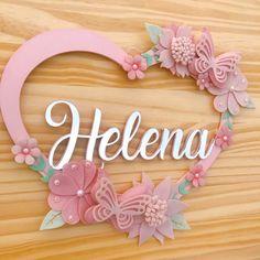 Butterfly Birthday Party, Diy Birthday, Paper Flower Garlands, Paper Flowers, Baby Crafts, Felt Crafts, Paper Crafts, Diy Crafts Hacks, Diy And Crafts