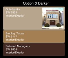 Paint Colors For Your House Exterior - Designer's Recommendations | Mindful Design Consulting