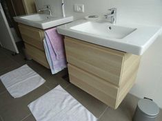 How to use Godmorgon cabs with non-Ikea wash basins