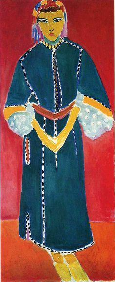 Zorah Standing  - Henri Matisse