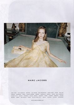 Marc Jacobs F/W 2010-11 ad campaign… | Hey Crazy