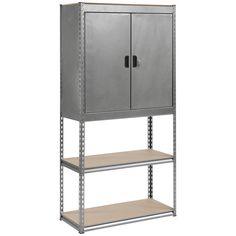 Handy Storage Boltless 5 Shelf Unit