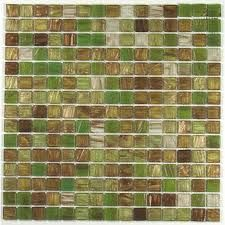 green apple tile