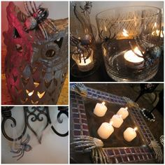 """""""Glam Gothic Girls Night Out"""" party :) doing this with my girls"""