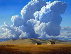 """Gathering storm"" copyright Michael Baum"