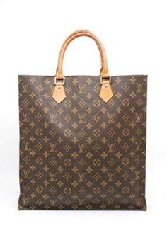 c961b57c4976 Louis Vuitton Sac Plat Monogram Tote. Tradesy