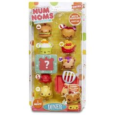 A cup full of cuteness and a spoonful of surprise is all you need to create your own flavor fusion with this Num Noms Deluxe Pack Series 2 Diner Jumbo Combo. Girl Toys Age 5, Toys For Girls, Num Noms Series 2, Num Noms Toys, Girl Birthday, Birthday Gifts, Squishies, Doll Accessories, Cool Toys