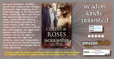 """#READ #FREE on #KindleUnlimited  Count The Roses by #Bestelling #Author Jackie Weger http://amzn.to/2EywUnL  #5Stars """"Loved it! Just loved it!!!!"""" """"Couldn't put it down"""" """"Excellent reading!""""  #amreading #NewOrleans #contemporary #romance #mustread #paperback #KU @JackieWeger"""