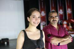 Türk Korku Filmlerinin duayen yönetmeni Hasan Karacadağ, Dabbe Cin Çarpması filmi ve başrol oyuncusu Cansu Kuzgun ile haftamızdaydı..