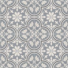 Nice old tiles Handmade tiles can be colour coordinated and customized re. shape, texture, pattern, etc. by ceramic design studios Tiled Hallway, Black Tiles, Handmade Tiles, Room Planning, Kitchen Pictures, Painted Floors, Tile Design, Ceramic Design, Modern Kitchen Design