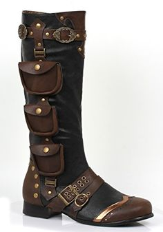 "Those Mens Steampunk Boots take a look absolute best to pair along with your themed dress. Related Posts:Mens Dress Boots Black Mid Calf Oxford Style Boots with…Mens Pull On Brown Boots with Decorative Front Lacing and…Mens Pull On Black Boots with 1.5"" Flat Heels and…Mens Black and Brown Flat Boots with Expandable Shaft and…MENS SIZING …"