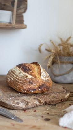 Anjelsky dobrý kváskový chlieb - Nelkafood s láskou ku kvásku Gluten, Bread, Food, Basket, Brot, Essen, Baking, Meals, Breads