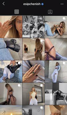 White Feed Instagram, White Instagram Theme, Instagram Feed Goals, Instagram Feed Planner, Best Instagram Feeds, Instagram Feed Ideas Posts, Images Instagram, Instagram Pose, Self Photography