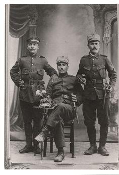 Giorgos Papoutsis (1883-1966), circa 1922 Asia Minor war