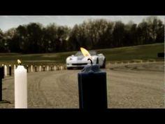 Candles | Corvette 427 Convertible  | Chevrolet  Happy 60th Corvette!