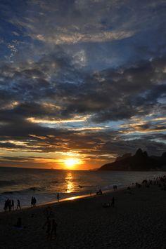 Ipanema - Por do Sol
