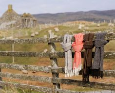 Ardalanish Isle of Mull Weavers - organic tweed. Celtic Heart, Outer Hebrides, Scottish Islands, The Beautiful Country, Yarn Shop, Picts, Yearning, Stirling, World Of Color
