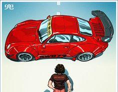"""Check out new work on my @Behance portfolio: """"Akira poster - with Nakai-San & RWB 933 Kabuto"""" http://be.net/gallery/43645939/Akira-poster-with-Nakai-San-RWB-933-Kabuto"""