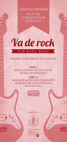 #Descubrepeniscola - La Associació Musical Virgen d'Ermitana de Peñíscola ofrecerá un concierto de Pop-Rock benéfico