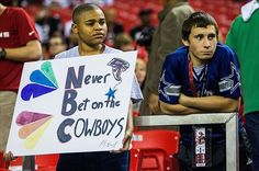Scrutinization of the team formerly known as the Dallas Cowboys
