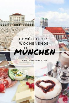 7 Gründe Urlaub in München zu machen + Münchner Insider Tipps Munich completely relaxed! Lots of nice tips for a cozy and relaxing weekend in Munich. Munich, Hostels, Indoor Birthday, German Christmas Markets, Travel Tags, Outdoor Cafe, Life Is A Journey, Wanderlust Travel, Germany Travel