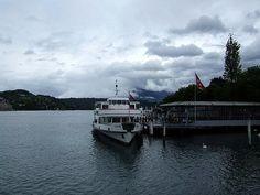 Lake Lucerne, #Switzerland #lake #beautifulplaces
