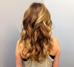Bronde Balayage by Laura Reber