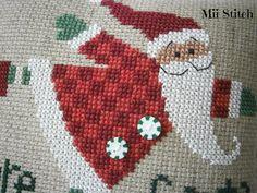 Mii Stitch: Here Comes Santa Claus! - Lizzie Kate