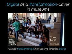 Digital transformation in Museums